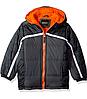 Куртка iXtreme серая с оранжевым для мальчика от 2 до 5 лет
