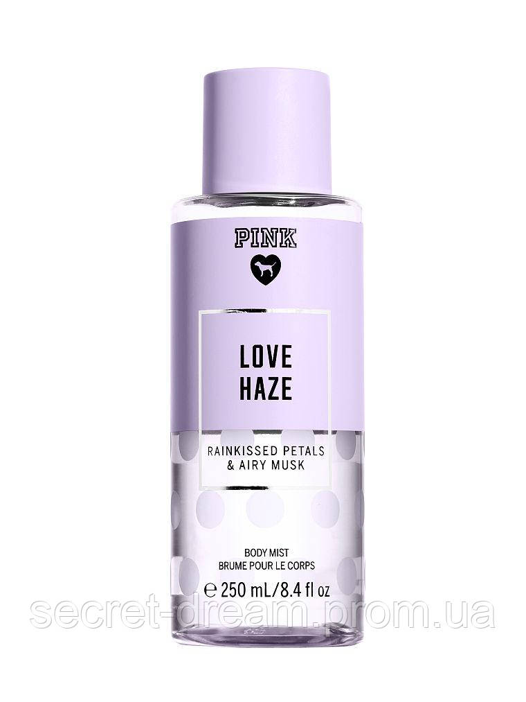 Мист для тела Love Haze Victoria's Secret Pink