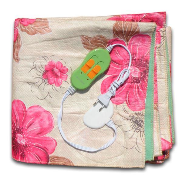 Електрична простирадло Lux Electric Blanket Pink 140?155 см