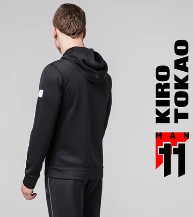Kiro Tokao 572   Мужская спортивная толстовка черная в Киеве. Kiro ... 4876b52ee5a
