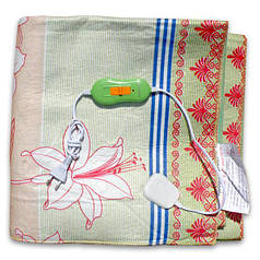 Электрическая простынь Lux Electric Blanket Green 120×155 см