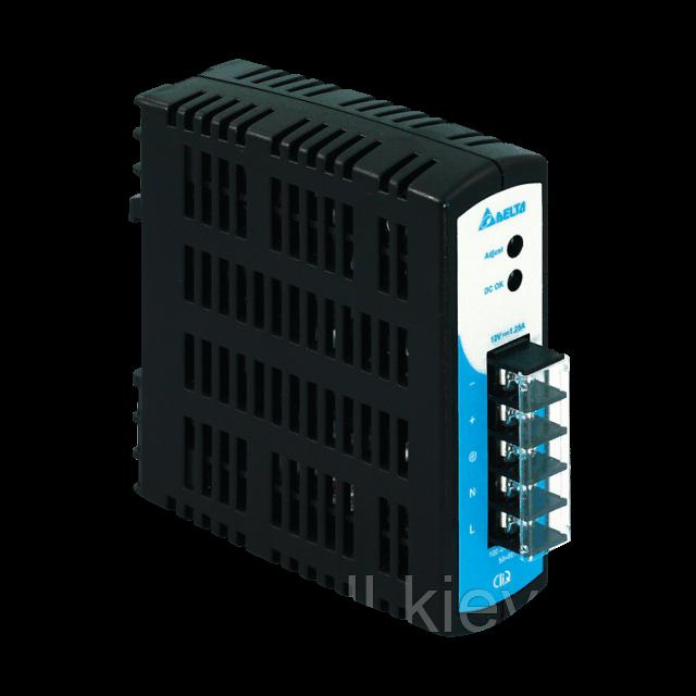 DRP012V015W1AY Блок питания на Din-рейку Delta Electronics 12В, 1,25A