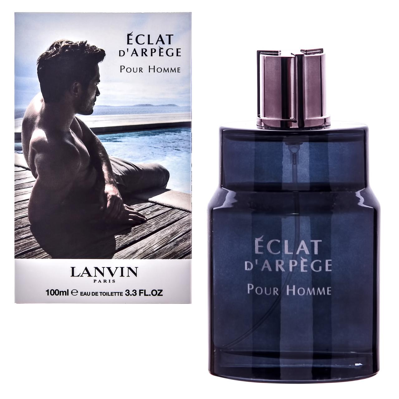 Парфюмерная вода мужская Lanvin Eclat D`Arpege Pour Homme, 100 мл