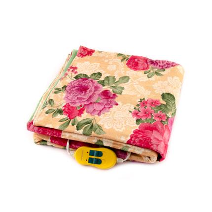 Электрическая простынь Lux Electric Blanket Beige 140×155 см, фото 2