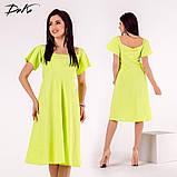 Нежное платье  ( 2 цвета ), фото 2