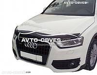 Дефлектор капота для Audi Q3 2014--...