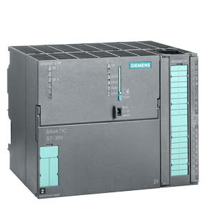 ЦПУ CPU 315T-2 DP, контроллер Siemens Simatic S7-300, 6ES7315-6TH13-0AB0