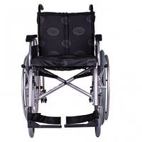 """Коляска облегченная алюминиевая """" Modern Light OSD """" с противовидкиднимы колесами , регуляция центра тяжести"""