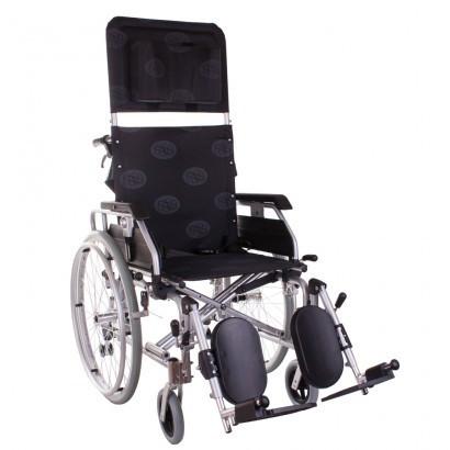 Многофункциональная инвалидная коляска «RECLINER MODERN» OSD-MOD-REC-** (хром)