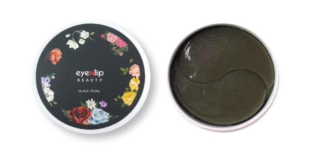 Гидрогелевые патчи с экстрактом чёрного жемчуга EYENLIP Hydrogel Eye Patch Black Pearl