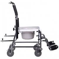 """Кресло - каталка с туалетом OSD JBS колеса 5 """""""