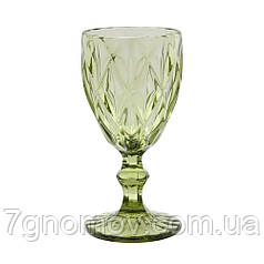 Бокал для вина Bailey Miranda 300 мл зеленый (101-81)