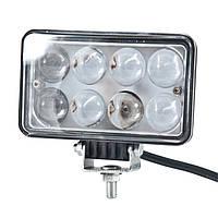 Доп LED Фары би-линза BELAUTO BOL0803L (точечный) 24W
