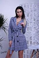 Стильное платье-пиджак, фото 1