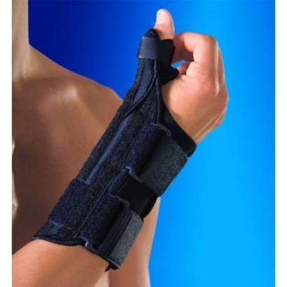 Ортез на запястье с двумя ребрами жесткости (правый)