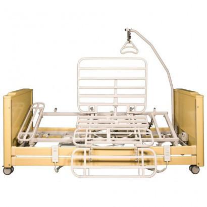 Медицинская многофункциональная кровать с поворотным ложем OSD-9000