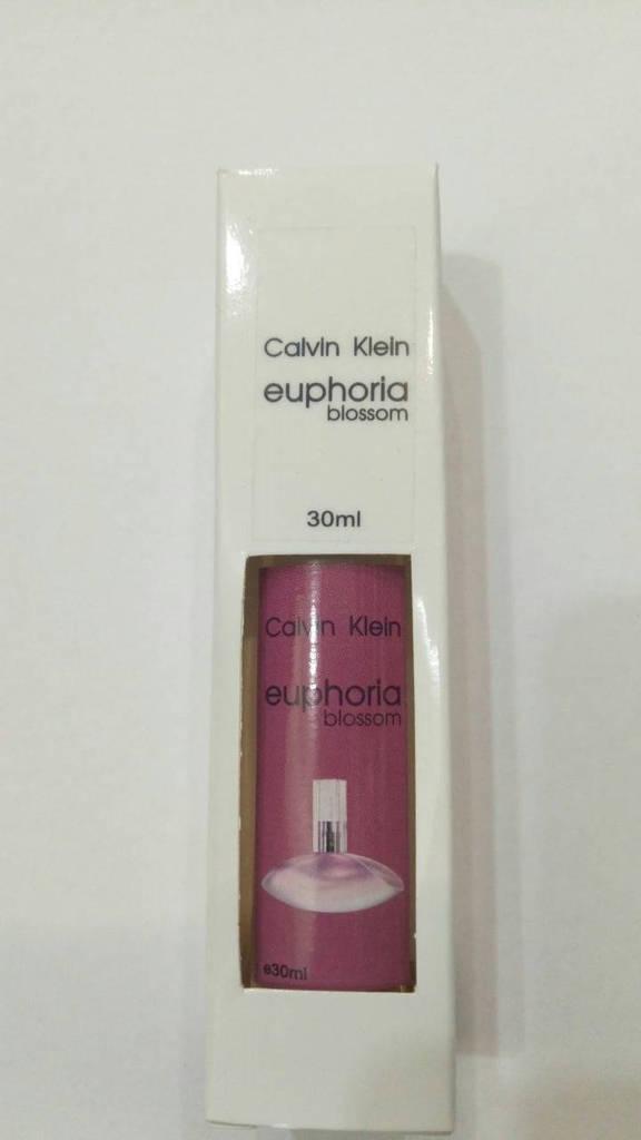 Женская туалетная вода Calvin Klein Euphoria Blossom (Кельвин Кляйн Эйфория Блоссом),30 мл