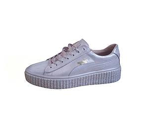 Женские кроссовки Puma  Rihanna осень весна