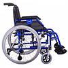 Легка коляска «LIGHT III (синій) OSD-LWA2-**, фото 3