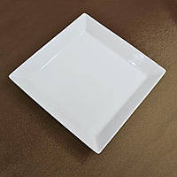 Салатник керамическая квадратный 23х23