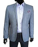 Летний мужской пиджак приталенный №99/2 - MELLO