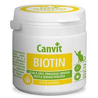 Витамины для кошек Canvit Biotin (Канвит Биотин H)
