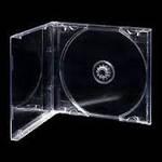 Приход заводских боксов Jewel Сlear case, прозрачный трей и черный (CMC Magnetics)!!!