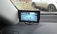Дисплей  в авто LCD 4.3 для двух камер 043