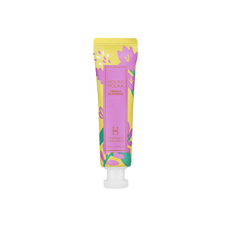 Крем для рук с ароматом фрезии HOLIKA HOLIKA Perfumed Hand Cream Freesia Blooming