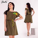 Платье с карманами (3 цвета ), фото 3