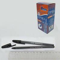 Ручка 555 шариковая AIHAO JosefOtten Черная уп50 ящ2800