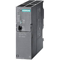 ЦПУ CPU 317-2 PN/DP, контроллер Siemens Simatic S7-300, 6ES7317-2EK14-0AB0