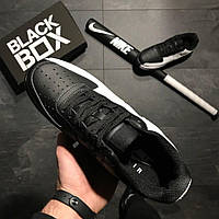 "Nike Мужские кроссовки Air Force Goes Black & White With ""Split"" Silhouette"