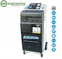 Автоматическая станция установка для заправки автомобильных кондиционеров Werther AC960 ОРИГИНАЛ ИТАЛИЯ