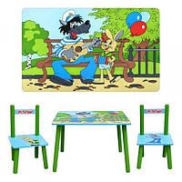Столик с двумя стульчиками М 1433