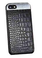 Комбинированный чехол Крокодиловая кожа для Iphone 7 и Iphone 8, фото 1