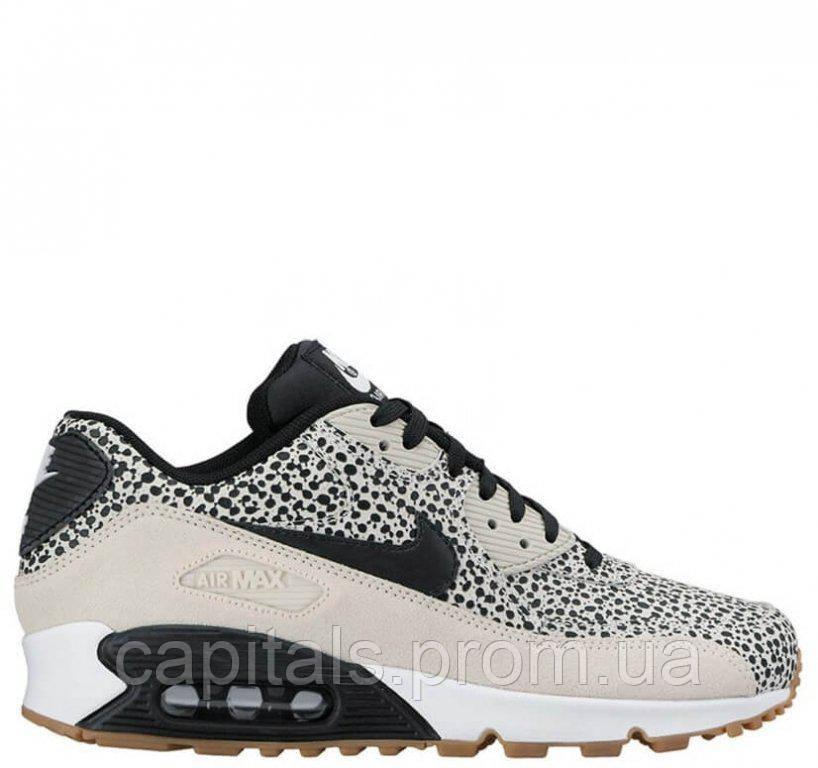 93001070119b Женские кроссовки Nike Air Max 90 Safari Premium