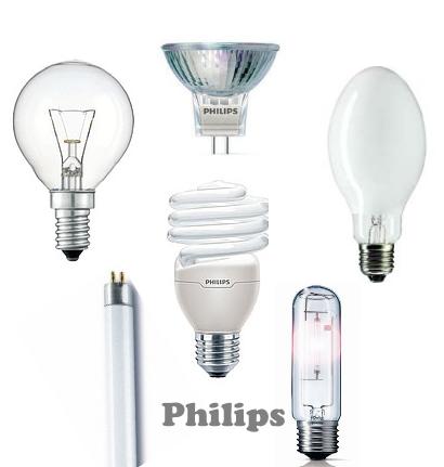 Philips лампы