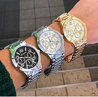 Женские шикарные часы на руку (3 цвета)