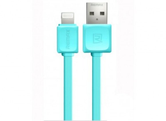 Lightning кабель Fast Data, 1m blue Remax 301503