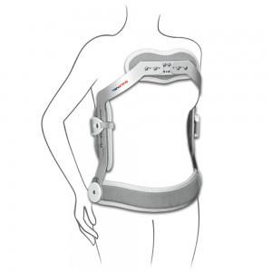 Рамочный гиперэкстензионный ортез