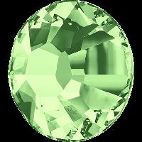 Кристаллы Сваровски клеевые горячей фиксации 2038 Chrysolite F (238)
