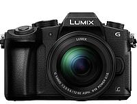 Цифровой фотоаппарат PANASONIC Lumix DMC-G80
