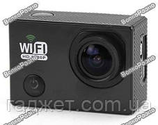 Спортивная камера аналог SJ6000 WiFi. Экшн камера аналог SJ6000 Wi-Fi. ЭКШН КАМЕРА аналог SJ6000 FULL HD 1080P, фото 2