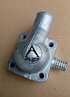 Корпус термостата МТЗ под стартер  старого образца 50-1306025 , фото 1