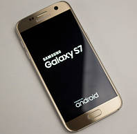 Samsung Galaxy S7 32Gb Gold Platinum UA-UСRF