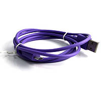 Дата кабель belkin USB-microUSB 120см Фіолетовий(210252)