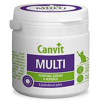Витамины для кошек Canvit Multi (Канвит Мульти)