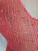 Платье пляжное 301 Грейс терракот на наши 42-50 размеры., фото 3
