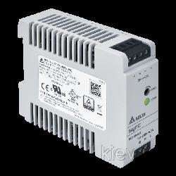 DRS-5V50W1AZ Блок питания на Din-рейку Delta Electronics 5В, 5A / аналог HDR-60-5, MDR-60-5 Mean well
